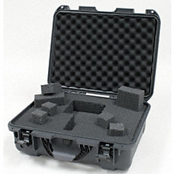 Prtctr Case w/Foam, 0.93 cu. ft., Graphite