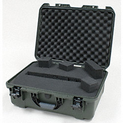 Prtctr Case w/Foam, 1.29 cu. ft., Olive