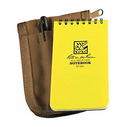 Shirt Pocket Notebook Kit