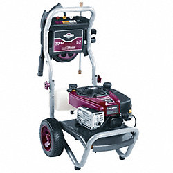 Pressure Washer, 3000 PSI, 2.7 GPM,