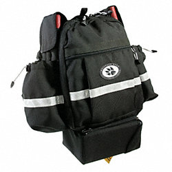 Detachable Day Pack, Blk, Ballistic Nylon