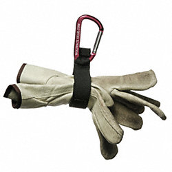 Glove Keeper with Carabiner