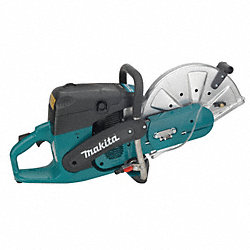 Cut-Off Saw, 2-Cycle Gasoline, Wet/Dry Cut