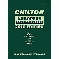 European Service Manual, 2010 Edition