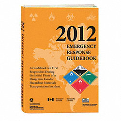 Emergency Response Guide, 2012, Book