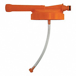 Replacement Lid Assy, Orange, For 18D865
