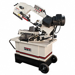Horizontal Miter Band Saw, 115/230V, 1 HP