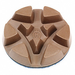 Resin Bond Polishing Pads, 1, 500 Grit
