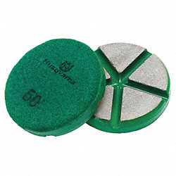 Ceramic Polishing Pads, 50 Grit