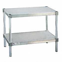 Equipment Stand, Stationary, 15x42x36