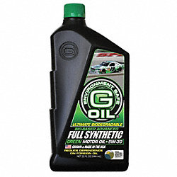 Full Synthetic Engine Oil, 5W-30, 32 Oz.