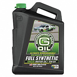Full Synthetic Engine Oil, 5W-20, 5.1 Qt.