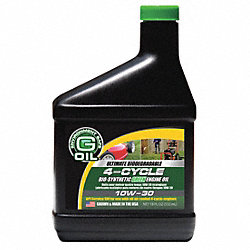 4 Cycle Engine Oil, 10W-30, 18 Oz.