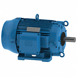 CT Motor, 7-1/2 HP, 1765 RPM, 200 V