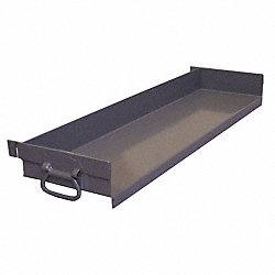 Adjustable Tray, 9 In. L, 36 In. W