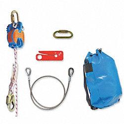 Rescue System, 300 ft., 310 lb., Kernmantle