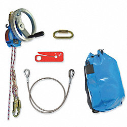 Rescue System, 300 ft., 310 lb., Kernmntle