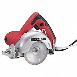 Tile Saw, Wet Cut, Elctrc, 4-1/2 In. Blade