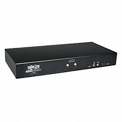 KVM Switch w/Audio, 4Port
