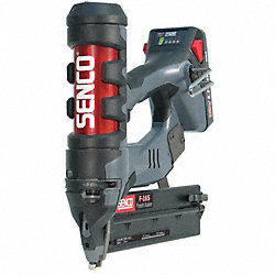Cordless Finishing Nailer, Straight