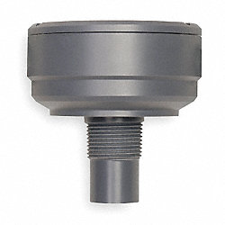 Ultrasonic Sensor, 1 In NPT, 24 VDC