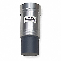 Ultrasonic Sensor, 3 In NPT, 110 VAC