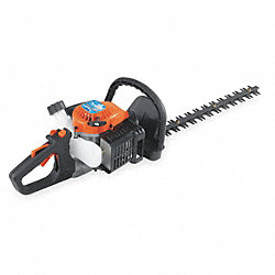 Hedge Trimmer, 24CC, 2 Cycle, 22 In. L