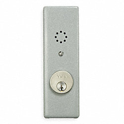 Exit Device Door Alarm, Steel, Mortise