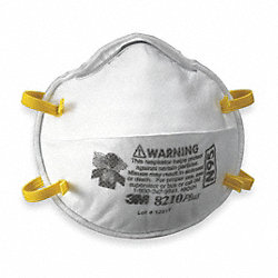 Disposable Respirator, N95, PK20