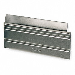 Aluminum Drawer Divider, 3 In, PK 12