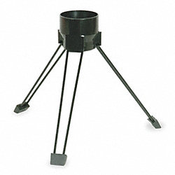 Tripod Stand, Flashlight Accessory, Black