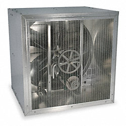 Cabinet Supply Fan, 48 In, 208-230/460 V