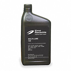 Vacuum Pump Oil, Mineral, Quart, ISO 46