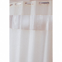 Shower Curtain, Beige, Size 71 x 77 In