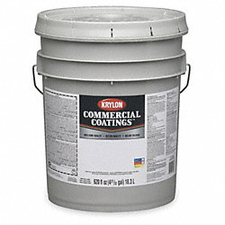 InteriorLatexBright White, Eggshell, 5gal
