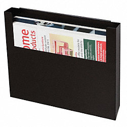 Wall Rack, Pocket, Letter, 10 1/4 In H