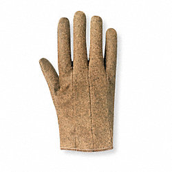 Coated Gloves, XS, Tan, Vinyl, PR