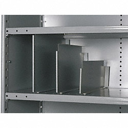 Verticle Shelf Divider, D12, H6, PK12