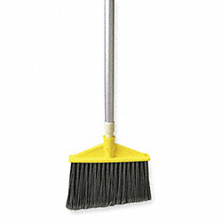 Angle Broom, 58 In. OAL, 6-3/4In. Trim L