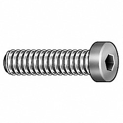 Low Head Cap Screw, M10x20mm, Pk 200