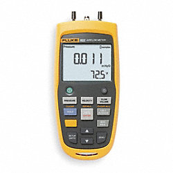 Handheld Micromanometer, 0 to 16 In WC