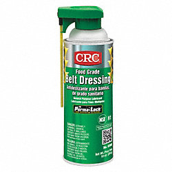 Belt Dressing, Synthetic, 16 oz, Net 10 oz