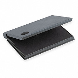 Stamp Pad, Size 2, Color Ink Black