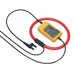 AC Flexible Current Probe, 20/200/2000A