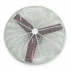 Corr Res Air Circ, 24 In, 8000 cfm, 240V