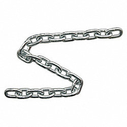 Chain, Grade 30, 3/16 Size, 250 ft., 800 lb.