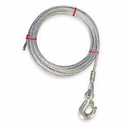 Winch Cable, GS, 3/16 In. x 50 ft.