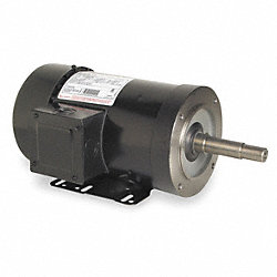Pump Motor, 3-Ph, 2 HP, 1710, 230/460V, 145JM