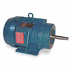 Pump Motor, 3-Ph, 10 HP, 1760, 230/460, 215JM