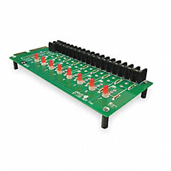 Module Mounting Board, 8 Position